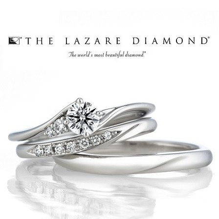 THE LAZARE DIAMOND「カシオペア」のサムネイル