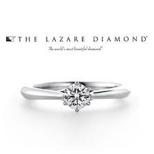 婚約指輪といえばこのデザイン♪THE LAZARE DIAMOND