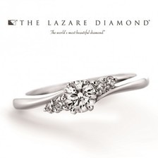 キレイに薬指にフィット☆THE LAZARE DIAMOND(ラザールダイヤモンド)