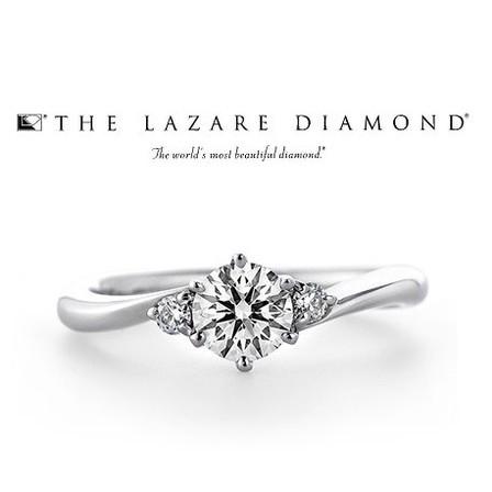 人気ウェーブライン!THE LAZARE DIAMOND(ラザールダイヤモンド)のサムネイル