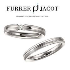 FURRER JACOT weddingband(フラージャコー)