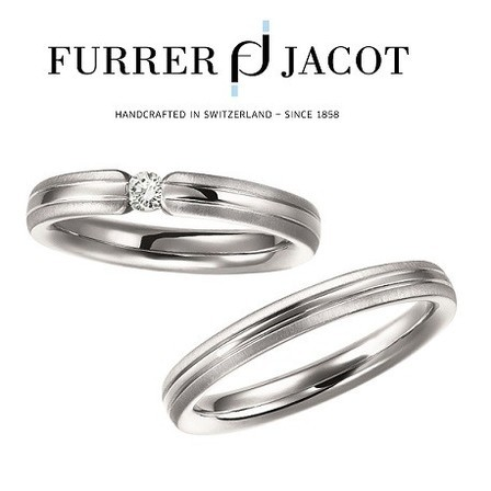 FURRER JACOT weddingband(フラージャコー)のサムネイル