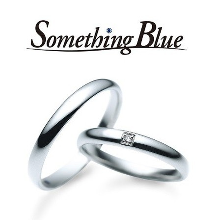 Something Blue(サムシングブルー) 即納可のサムネイル