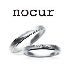 ご予算内で叶う!プラチナの結婚指輪 nocur(ノクル)