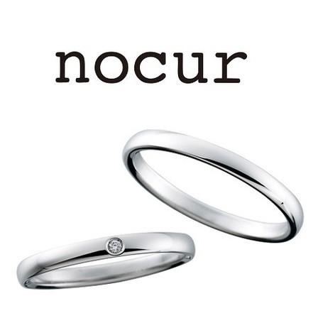 nocur(ノクル)<即納可> ペアで10万円の結婚指輪 のサムネイル
