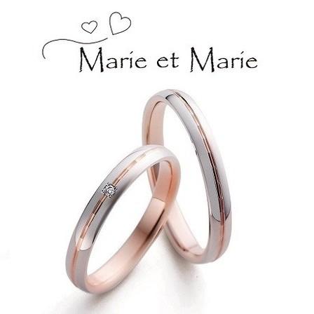 シンプルな鍛造作り Marie et Marie(マリエマリ)のサムネイル