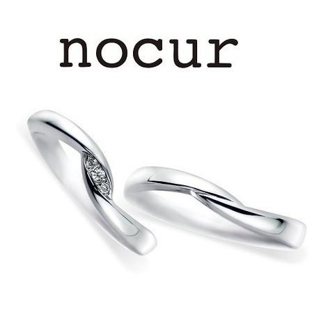 nocur(ノクル) ペアで10万円の結婚指輪のサムネイル