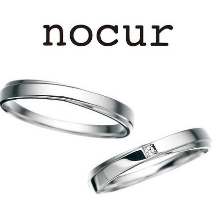 予算内で揃うシンプルなプラチナマリッジリング nocur(ノクル)のサムネイル