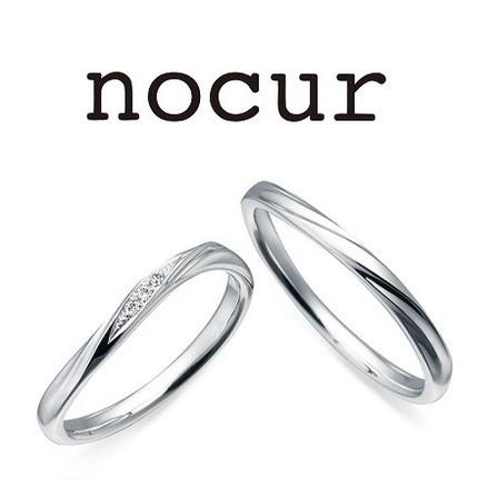 nocur(ノクル) <即納可> ペアで10万円の結婚指輪のサムネイル