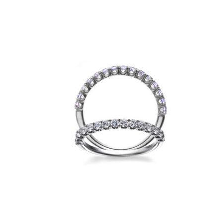 《新作》 ラザールダイヤモンド/フェアリーエタニティーリングのサムネイル