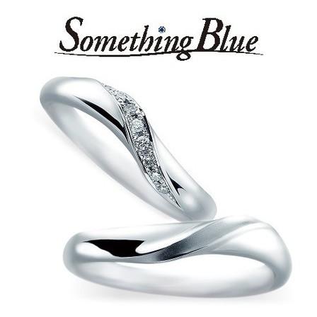 Something Blue(サムシングブルー) Make Heart -メイク・ハートー 即納可のサムネイル