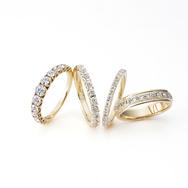 ラザールダイヤモンド エタニティーリング(結婚指輪でもOK)のサムネイル