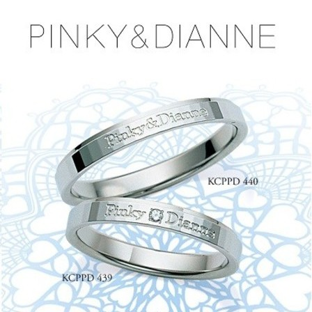 Pinky&Dianne(ピンキー&ダイアン) <White Wish ~ホワイト・ウィッシュ~>のサムネイル