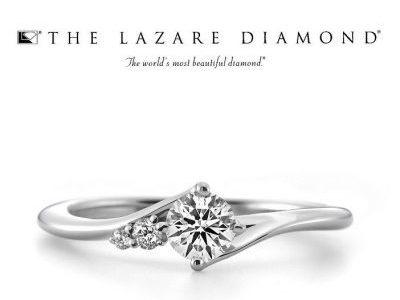 美しいダイヤモンドに一目惚れ