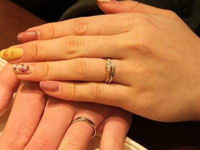 「真実の愛」への願いを指輪に込めて
