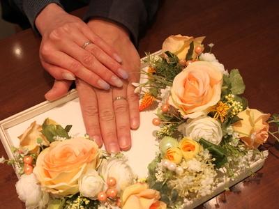 ご結婚20周年記念♡