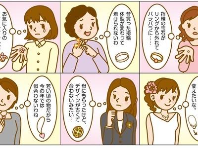 8月のジュエリーリフォーム相談日