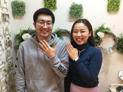 2人の理想の指輪