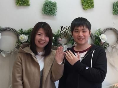 永遠の幸せが宿る結婚指輪