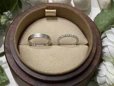 ずっと憧れていた指輪