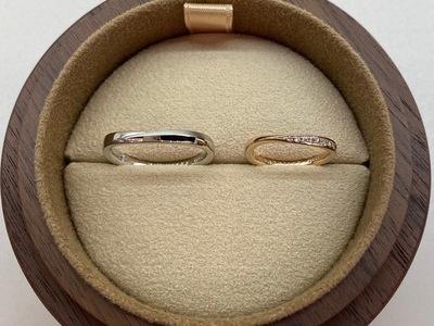 指輪とともに人生を歩んでいきたい